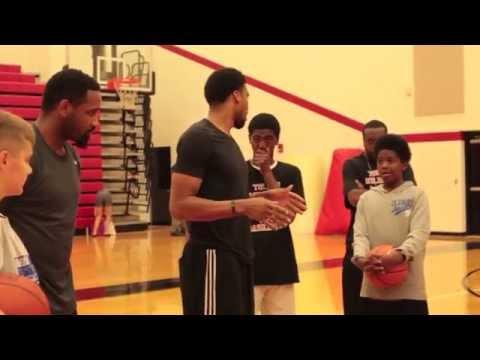 Toledo Basketball Clinic - Darryl Hudson/James Holmes