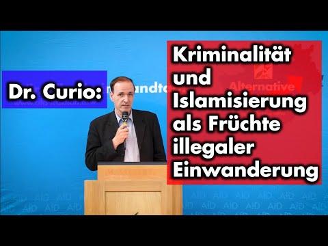 Das Leben in Deutschland wird immer gefährlicher   Dr. Gottfried Curio