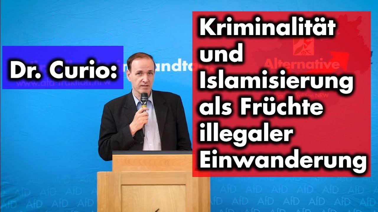 Das Leben in Deutschland wird immer gefährlicher | Dr. Gottfried Curio