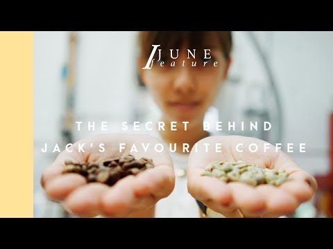 THE SECRET BEHIND JACK'S FAVOURITE COFFEE | Notes Coffee | June Feature