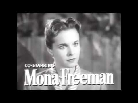 Angel Face 1952 Trailer