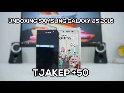 Unboxing Samsung Galaxy J5 2016 Indonesia - Jadi Lebih Keren!