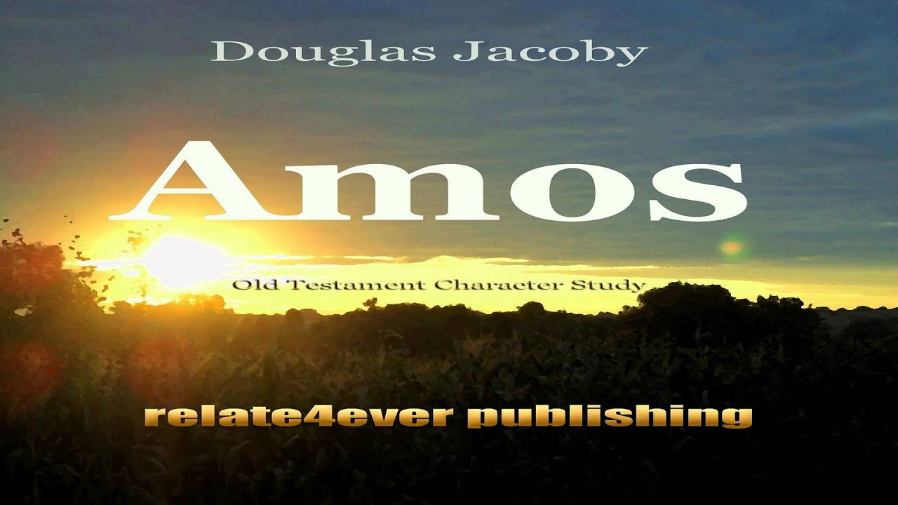 study of amos The words of amos, who was among the herdmen of tekoa, which he saw concerning israel in the days of uzziah king of judah, and in the days of jeroboam the son of joash king of israel, two years before.