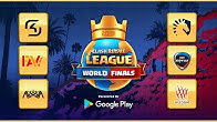 2019 Clash Royale League World Finals (English)