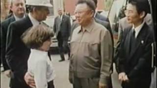 Kim Jong Il in Russia 2