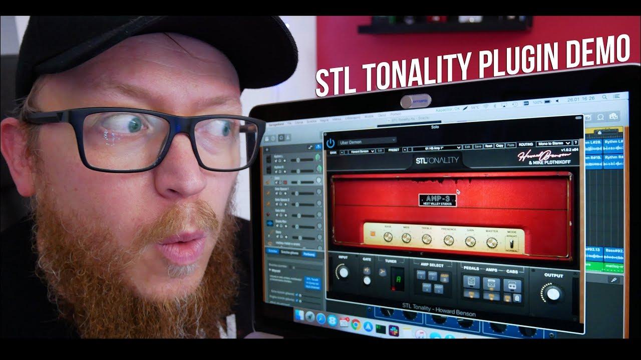 4k] STL Tonality Howard Benson Plug-In Suite with HESU IR
