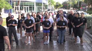 Sarasota Police:  Quick Video of Cold Water Challenge for Media Partners