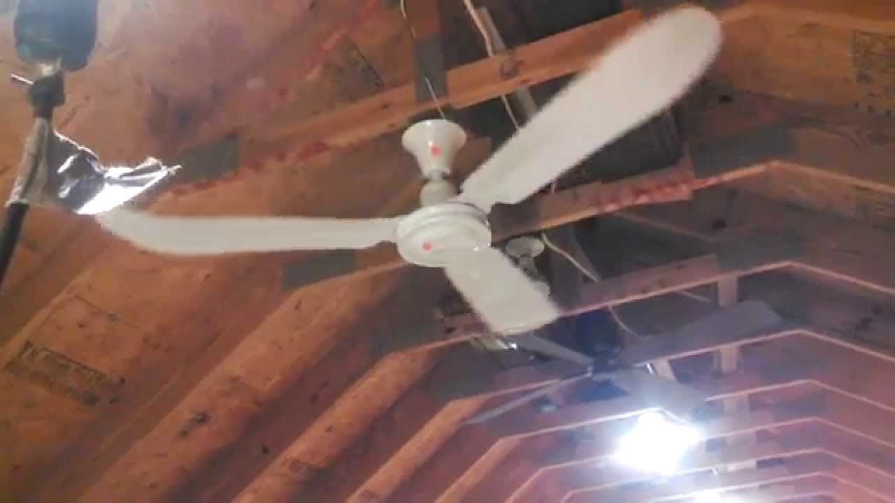 Airmaster Industrial/Commercial Ceiling Fan