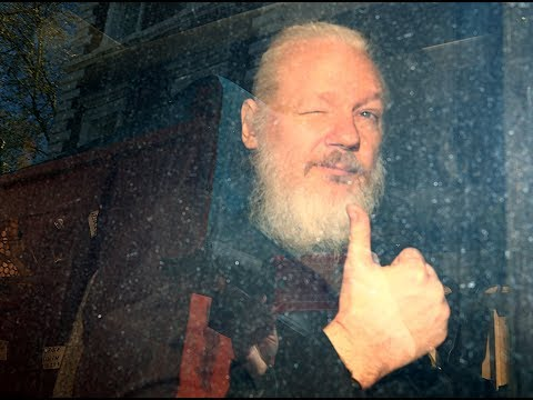 Julian Assange arrested in Britain, US seeks extradition