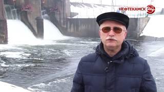 На Кармановской ГРЭС готовятся к паводку