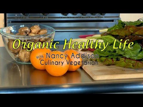 Organic Healthy Life - Organic Chard w/ Mushrooms