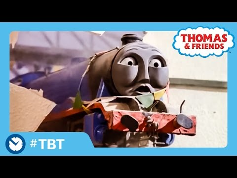 Accidents Will Happen | TBT | Thomas & Friends