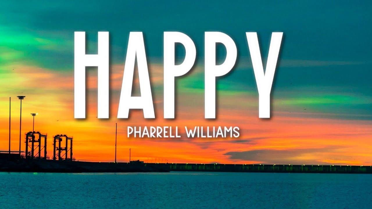 Download Happy - Pharrell Williams (Lyrics) 🎵