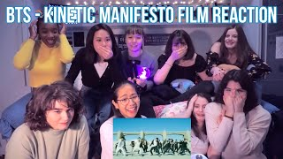 [KOR/ENG SUB] BTS (방탄소년단) _ 'ON' (온) Kinetic Manifesto Film MV Reaction  + Album First Listen