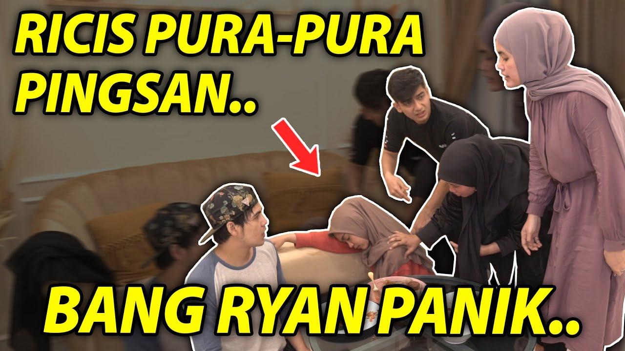 PEMBALASAN RICIS KE BANG RYAN..!! Puas Banget..!!