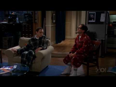 "Sheldon Cooper intermost secret - ""IM BATMAN"""