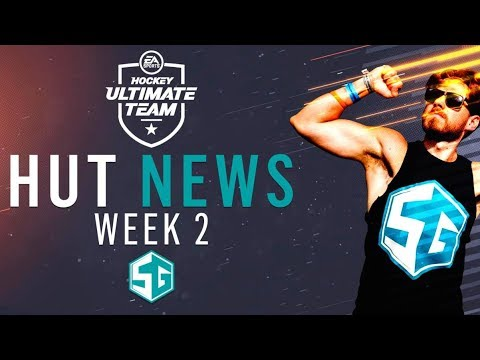 NHL 19 HUT News  Week 2 - YouTube 8620e8150