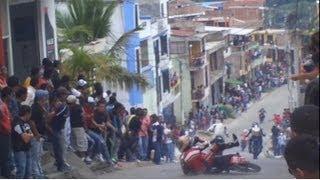 Valida de Motociclismo La Union Nariño 2013