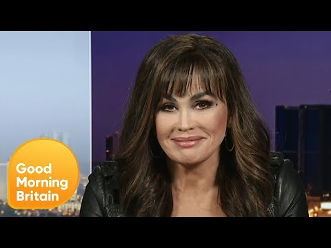 Marie Osmond on Her Sibling Rivalry With Donny | Good Morning Britain