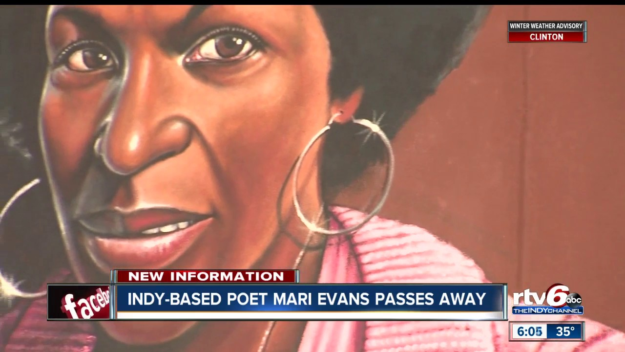 the poetry of mari evans The delaware art museum is pleased to present painted poetry: the art of mary page evans, a retrospective exhibition featuring approximately 50 paintings.