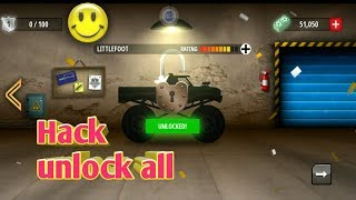 """Renegade Racing Hack Game, Unlock All Cars """"lucky Patcher"""