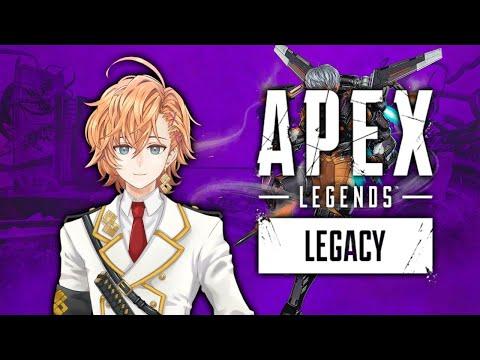 【APEX LEGENDS】ランクやりたいんですけどチーター減りました?【渋谷ハル】
