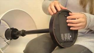 Modern Lantern, Cordless Lighting Solutions - How to change our rechargeable battery pack