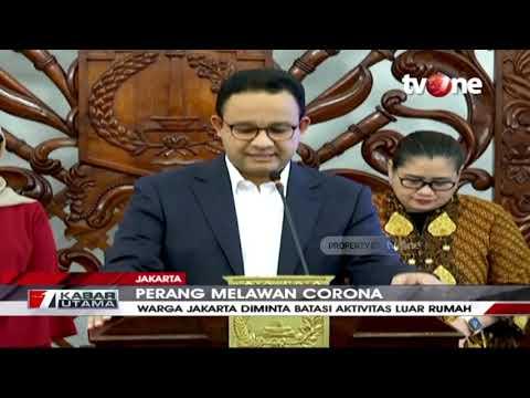 Korban Corona Meningkat, Anies Tutup Ancol, Ragunan & Monas | tvOne