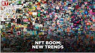 NFT BOOM: This Art is Token, Artist Is A Millionaire!