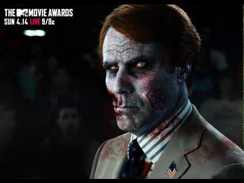 2013 MTV Movie Awards   Walking Dead Style Promo