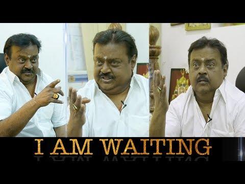 என்னை யாராலும் அழிக்க முடியாது ! - விஜயகாந்த் | Vijayakanth Interview