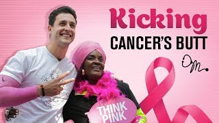 Kicking Cancer's Butt   Doctor Mike