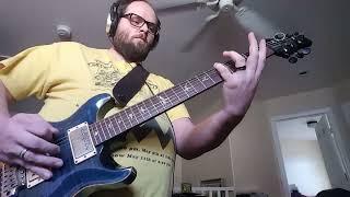 Avenged Sevenfold Eternal Rest Guitar Cover HQ Audio
