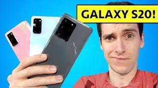 HE PROBADO el Galaxy S20... Lo MALO y lo BUENO!!!!!! Samsung S20 Plus y S20 Ultra, Review español