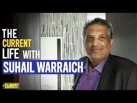 Suhail Warraich | The Current Life
