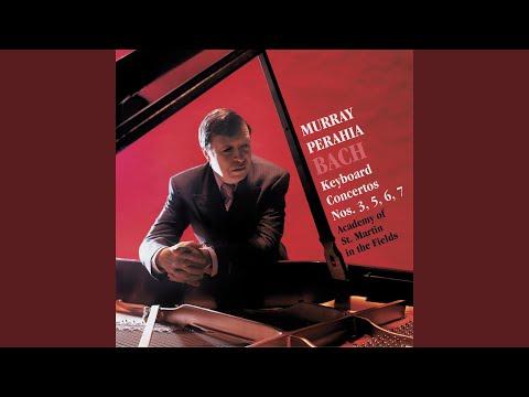 Keyboard Concerto No 3 in D Major, BWV 1054: I Allegro