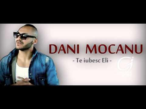 DANI MOCANU - Te iubesc Eli ( Official Audio 2014 )