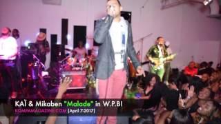 "KAÏ Mikaben ""Malade"" in West Palm Beach! (April7-2017)"