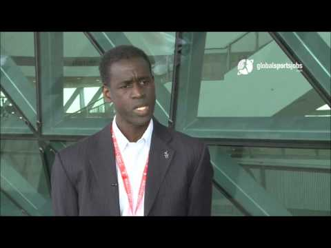 Diamil Faye on the strength of the African sports market