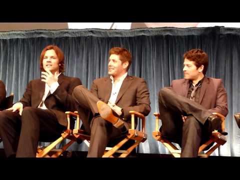 Castiel's Voice Is Misha's Curse