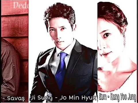 | Meryem Dizisi | ve | Korean Drama Secret Love | Karakter Karşılaştırması