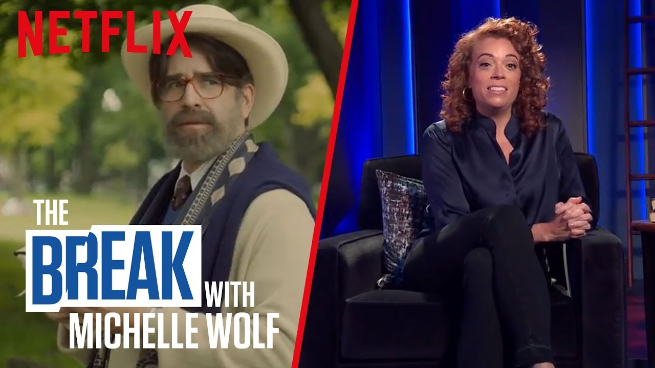 The Break with Michelle Wolf | FULL EPISODE - Sincere and Angry | Netflix