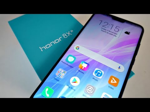 Huawei Honor 8X Smartphone - 2 Day Battery - AI Cameras - $229