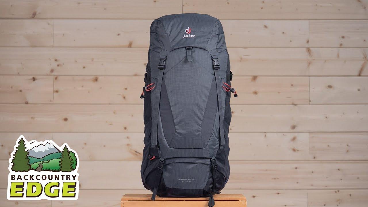 Einkaufen bezahlbarer Preis billiger Verkauf Deuter Futura Vario 45 + 10 SL Women's Internal Frame Backpack