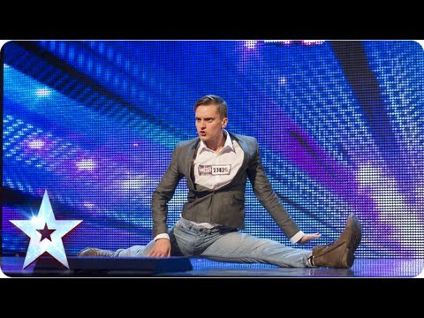 Philip Green takes to the stage with his impressions | Week 5 Auditions | Britain's Got Talent 2013