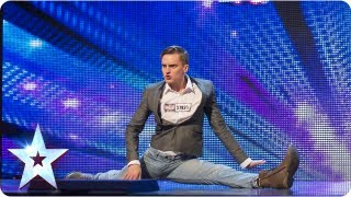 Repeat youtube video Philip Green takes to the stage with his impressions | Week 5 Auditions | Britain's Got Talent 2013