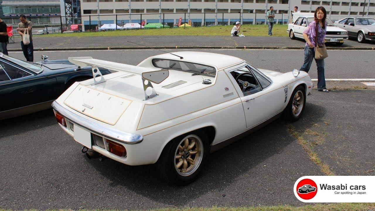"""画像: Spotted: A 1973 Lotus Europa """"Special"""" www.youtube.com"""