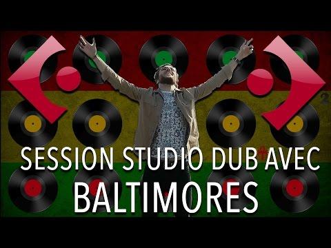 Tuto MAO Gratuit : Session studio pro Reggae DUB - Enregistrer des chants avec Baltimores