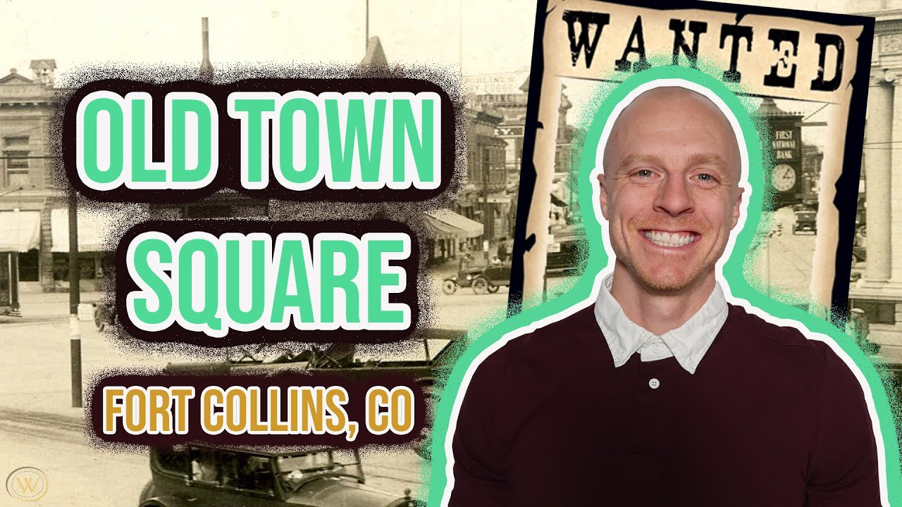 Welcome to Fort Collins Old Town Square - One of a Kind Experience!