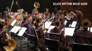 BLACK BOTTOM BRASS BAND 『Profile Movie』